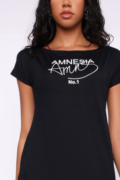 Amnesia – Mandalin Fekete Tunika