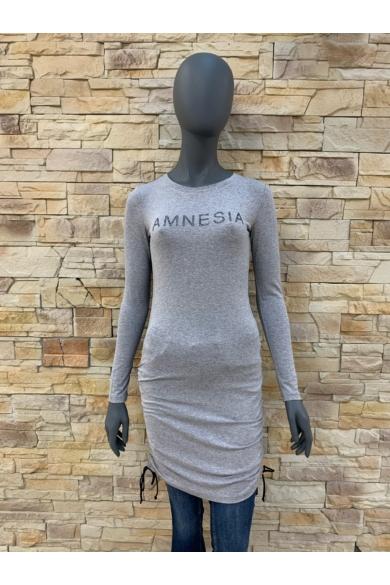 Amnesia - Darako Szürke-Fekete Tunika